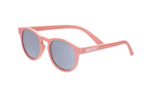The Weekender Keyhole - Polarized w/ Mirrored Lens