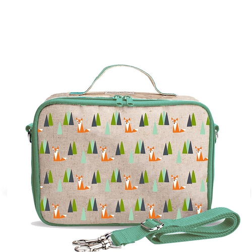 Olive Fox Lunch Box for Kids