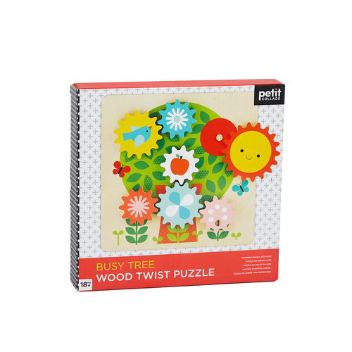 Busy Tree Twist Puzzle