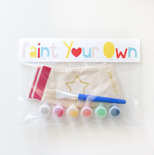 Paint Your Own Kit: Super Hero Cuffs