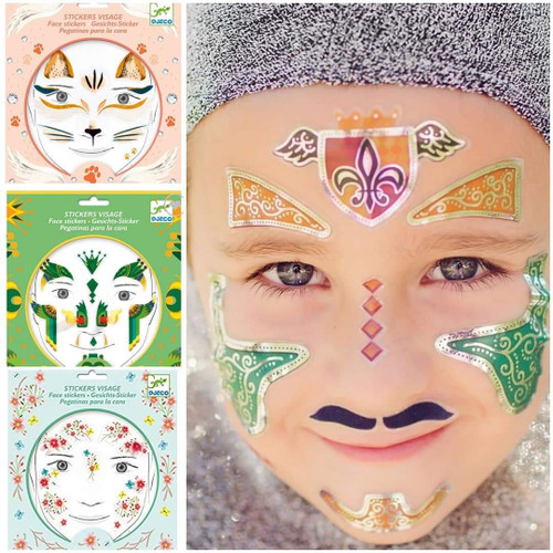 Face Stickers