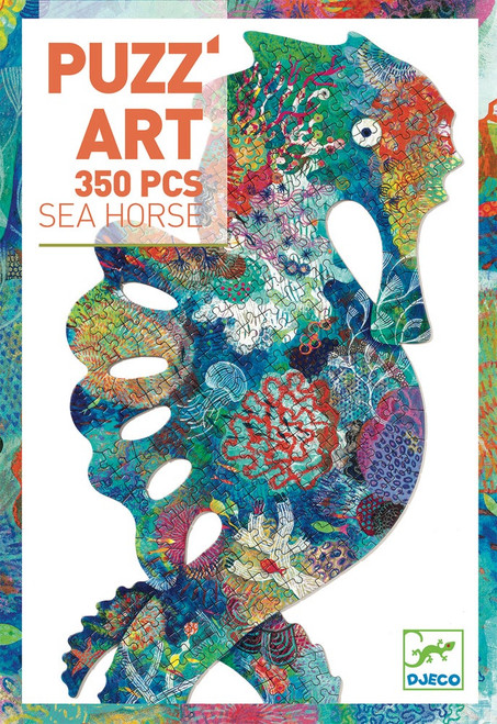 Puzz Art  350pc Sea Horse