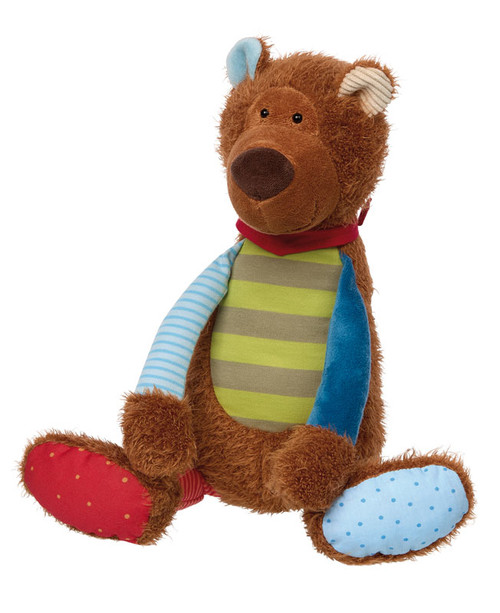 Patchwork Sweety Grizzly Bear