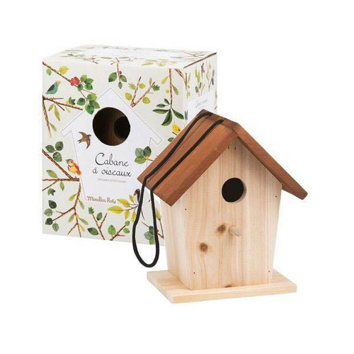 Le Jardin Du Moulin Bird House