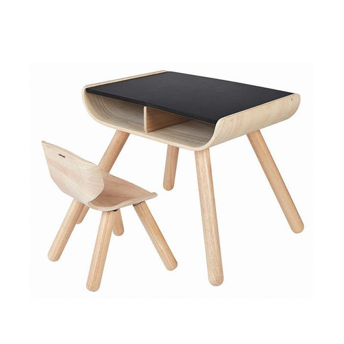 Table & Chair - Wooden