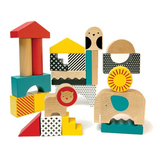 Animal Town Blocks