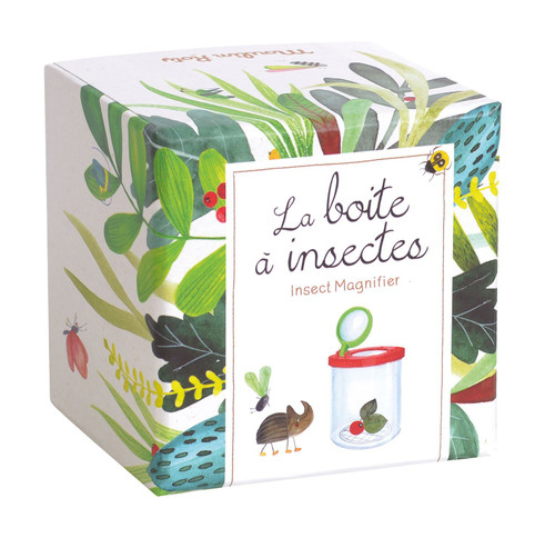 Le Jardin Du Moulin Insect box