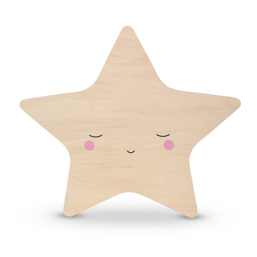 Silhouette Tap Night Light Star