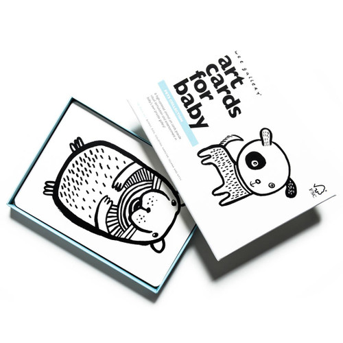 Art Cards for Baby Pets Collection