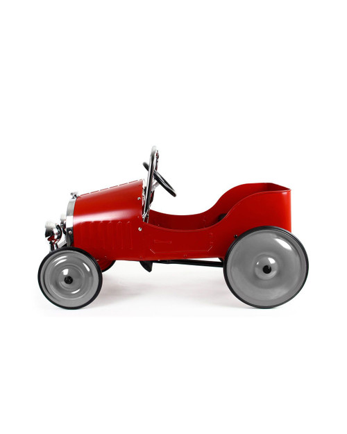 Ride-On Classic Pedal Car Red