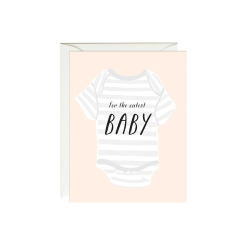 Baby Card For The Cutest