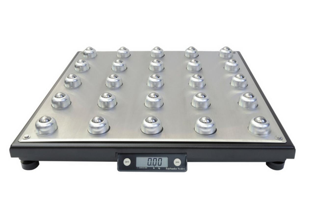Fairbanks Ultegra MAX roller top scale
