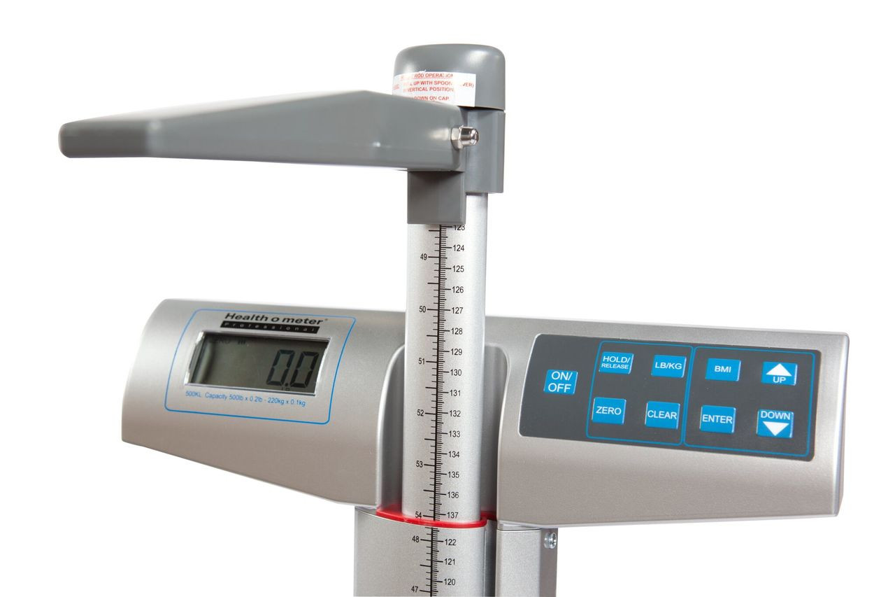 Health o meter 500KL Eye-Level Digital Scale