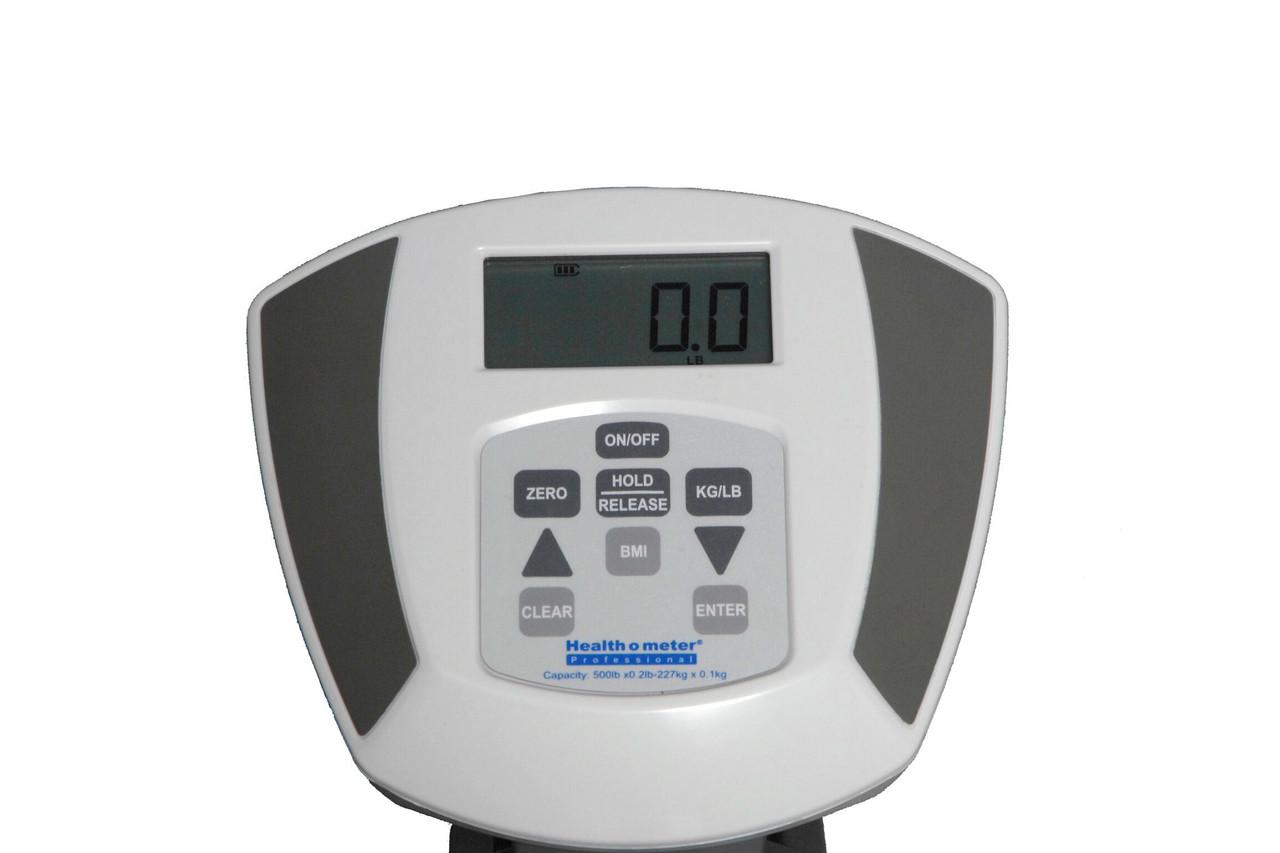 Health o meter 597KL Heavy Duty Eye-Level Digital Scale