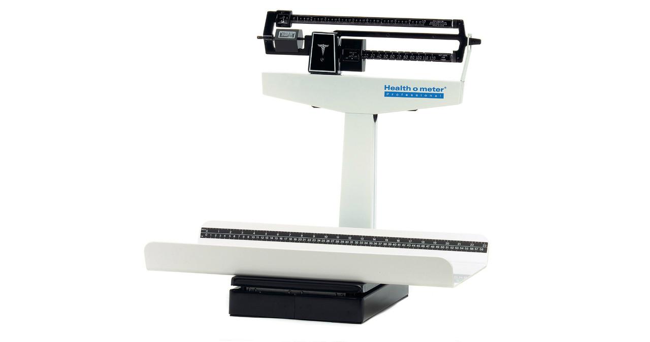 Health o meter 1522KL Mechanical Pediatric Tray Scale