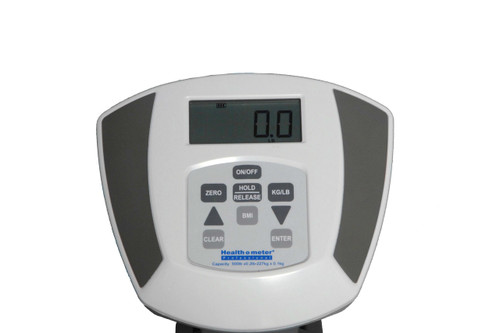 Health o meter 597KL Heavy Duty Eye-Level Digital Scale