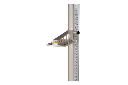 Health o meter PORTROD Wall-Mounted Plastic Height Rod