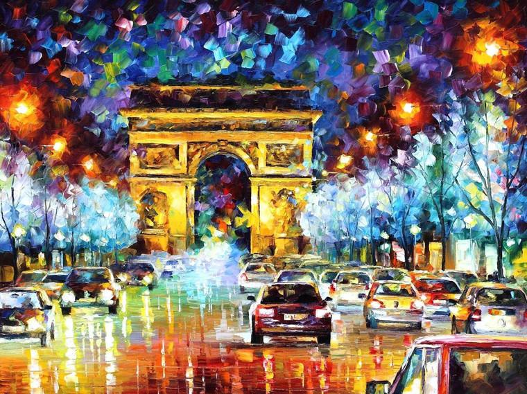 Paris Flight