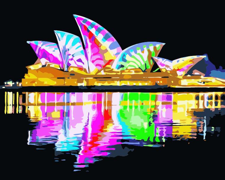Colourful Opera House