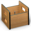 "Hausmann ""Stockroom Crate"" Weight Box"