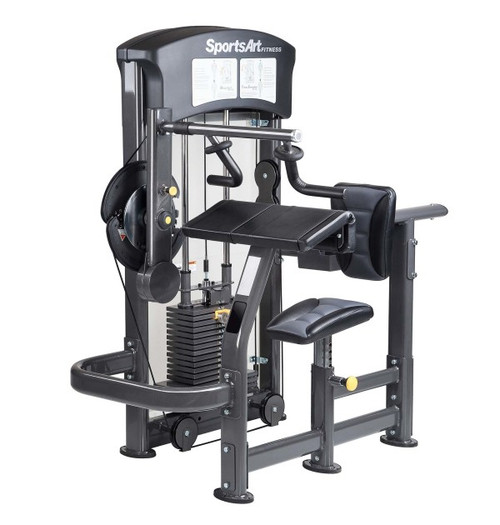 SportsArt Dual Function Biceps Curl/Tricep Extension