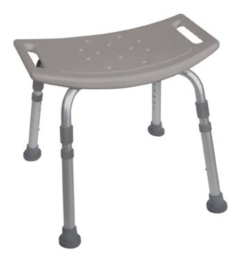 Drive Medical Deluxe KD Aluminum Bath Bench