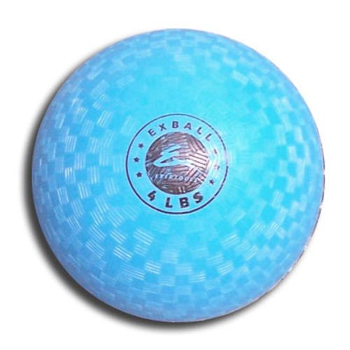 Exertools 4 pound Soft Shell Exball (Medicine Ball)