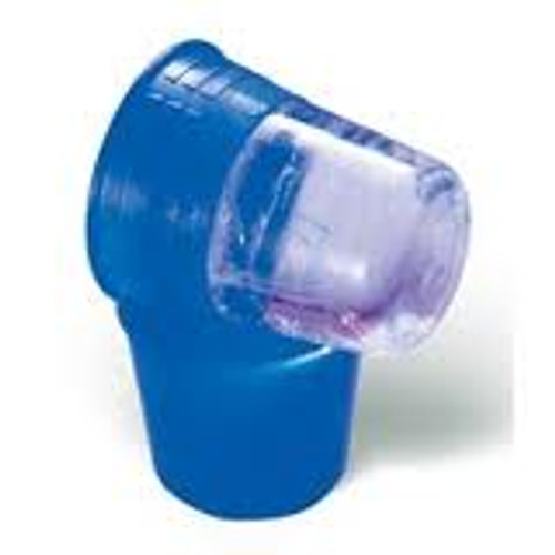 CryoCup ice massage tool