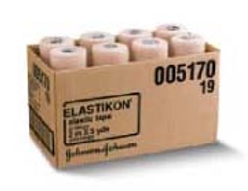"Elastikon Elastic Tape - 3"" x 2.5yds - 16 Rolls"