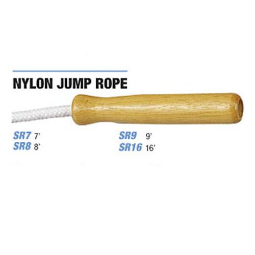 9' Economy Nylon Jump Ropes