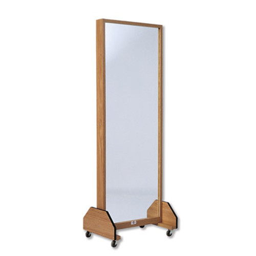 Hausmann Portable Single Mirror