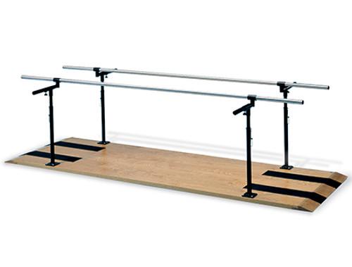 Hausmann Height & Width Adjustable Parallel Bars