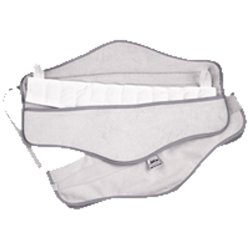 ProAdvantage Hot All Terry Hot Pack Cover - Cervical Contour