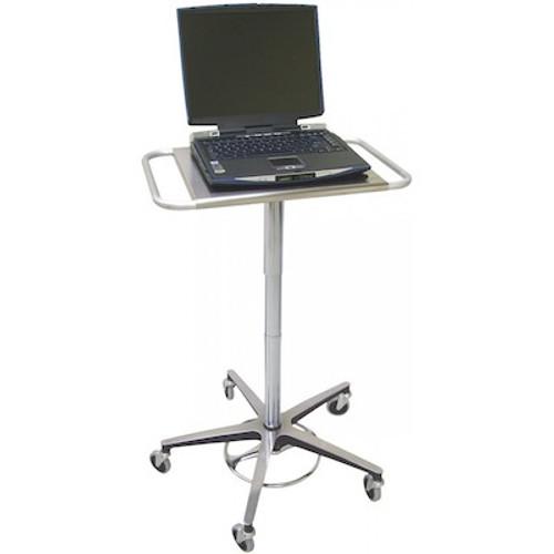 Omnimed Adjustable Laptop Transport Stand