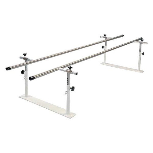 Deluxe Folding Paralle Bars - 7ft