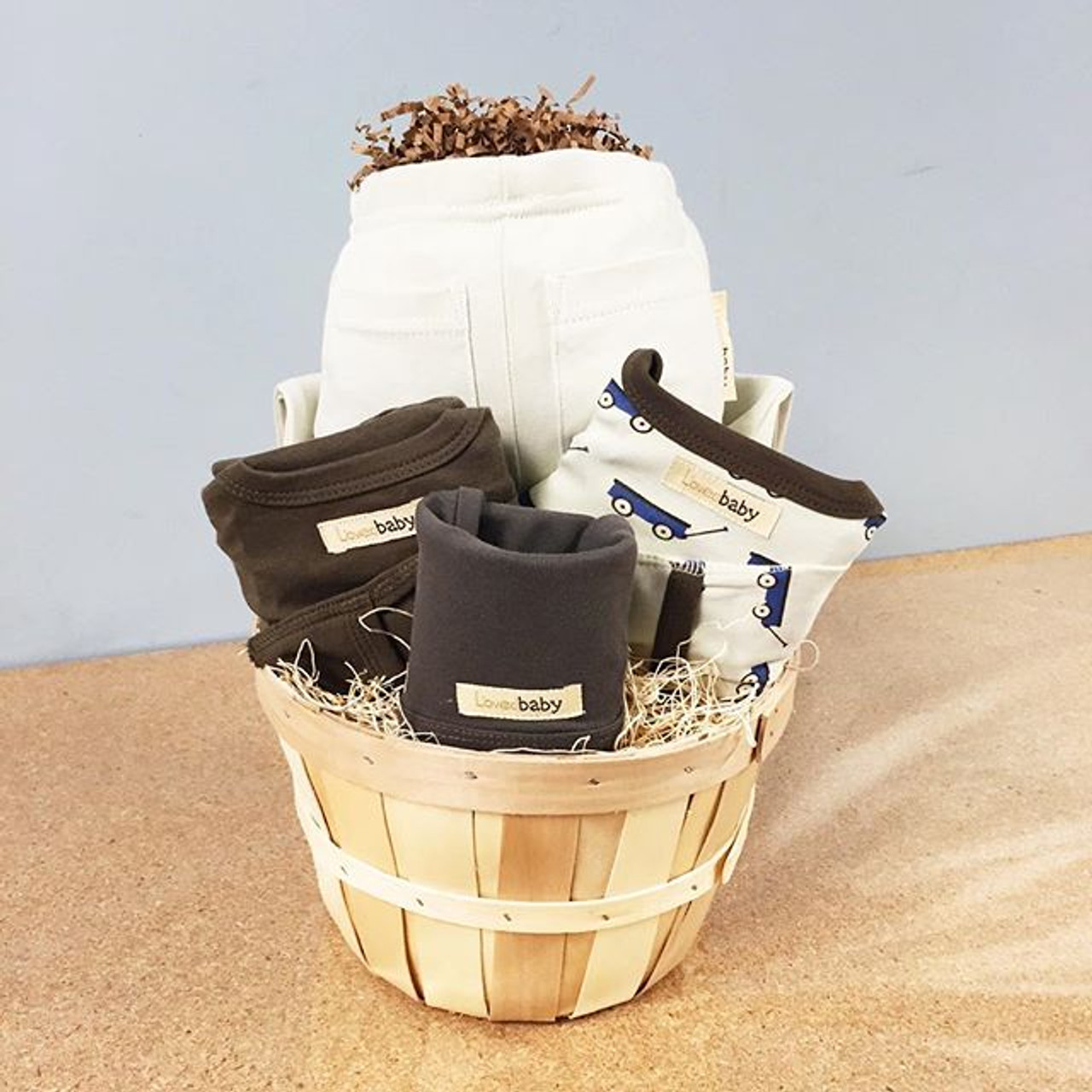 Custom Gift Basket Assembly