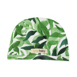 Organic Cute Cap in Kelp, Flat