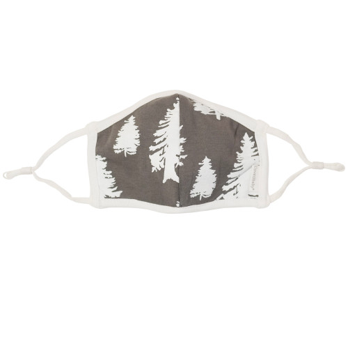 Reversible Organic Winter Face Mask in Timbrrr!