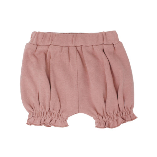 Ruffle Bloomer in Mauve, Flat