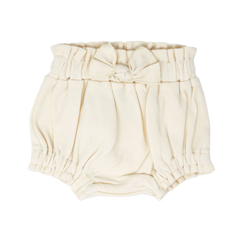 Ruffle Bloomer in Beige