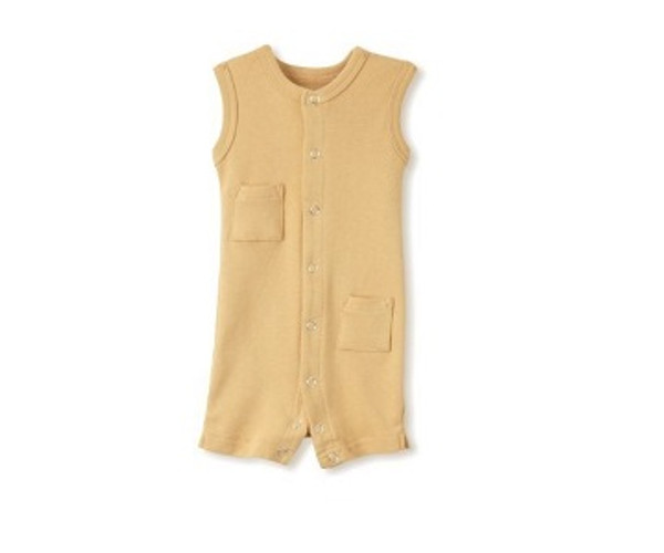 Shortalls in Caramel, Flat