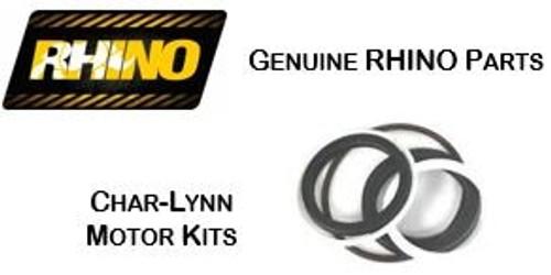 Char-Lynn, Series 6000, Buna-N  Rear Motor Seal Kit