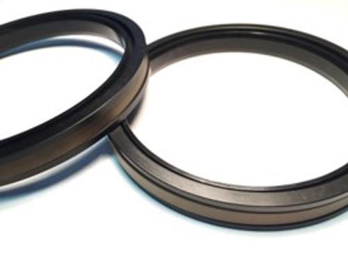 4-Piece, Bronze-Filled PTFE Piston Seal