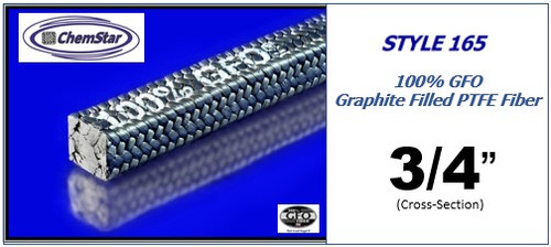 "Chemstar, Style 165: 3/4"""