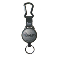 Retractable Lanyard Black