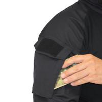 HPX Tactical Shirt S/S Black