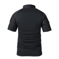 Frontline CPX Tactical Shirt Short Sleeve NMND Black
