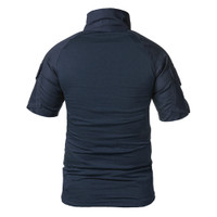Frontline CPX Tactical Shirt Short Sleeve Navy