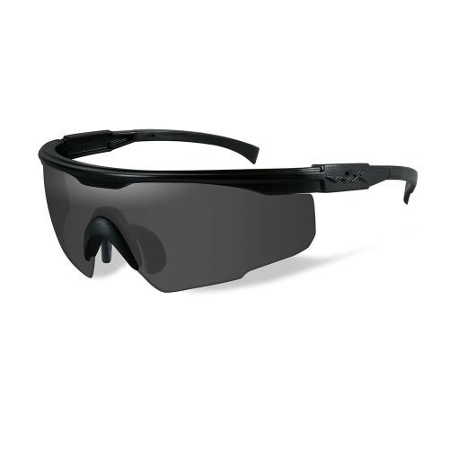 Wiley X PT-1S   Smoke Grey Lens w/ Matte Black Frame