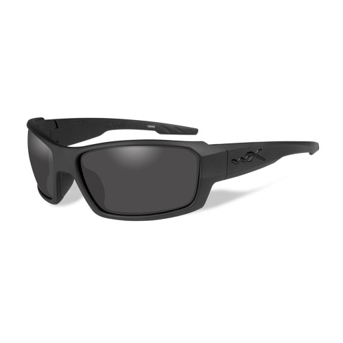 Wiley X Rebel | Smoke Grey Lens w/ Matte Black Frame